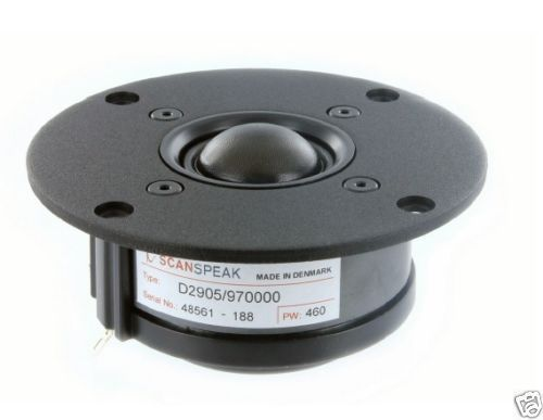 "Scan Speak Hochtöner D2905/970000  1"" SD Tweeter Classic Serie"