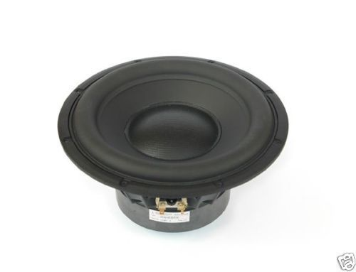 Scan Speak Tieftöner 26W/4558T00 26 cm Subwoofer Discovery Serie ...
