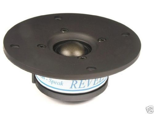 "Scan Speak Hochtöner D2905/990000  1"" Revelator Tweeter Revelator Serie"