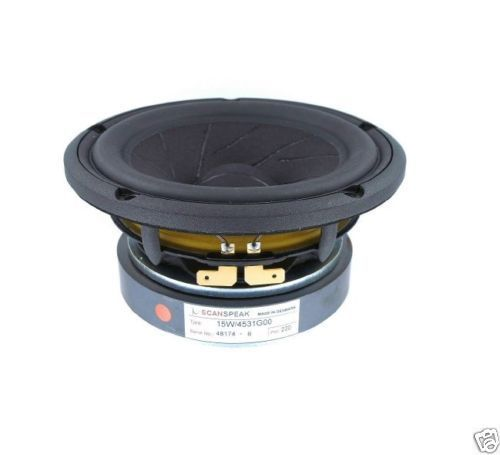 "Scan Speak Tiefmitteltöner 15W/4531G00  5,5"" Revelator Midwoofer Revelator Serie"