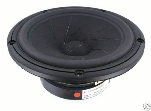 "Scan Speak Tiefmitteltöner 18W/8531G00  6,5"" Revelator Midwoofer Revelator Serie"