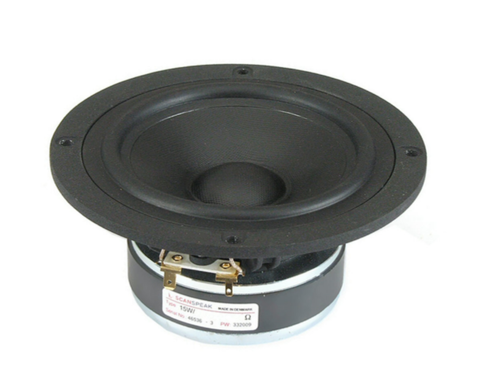 Scan Speak Tiefmitteltöner 15W/8434G00 15cm Midwoofer with Aluminium Ring Discovery Serie